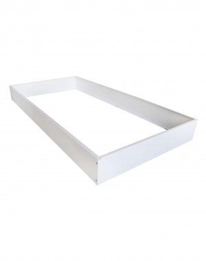 Troffer Accessary SURFACE FRAME FOR 2X4